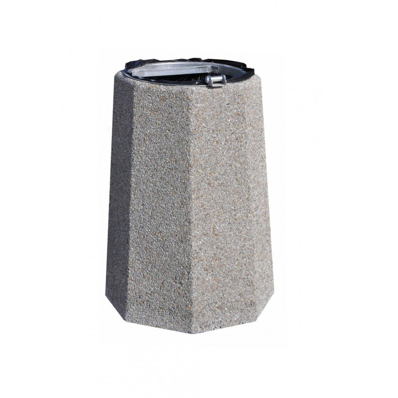Kosz betonowy kod: 108