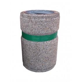 Kosz betonowy kod: 112