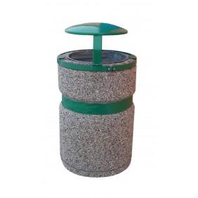 Kosz betonowy kod: 115