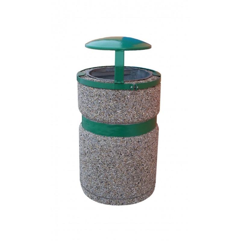 Kosz betonowy kod: 114