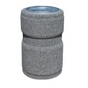 Kosz betonowy kod: 130