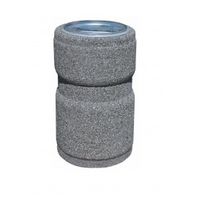 Kosz betonowy kod: 129