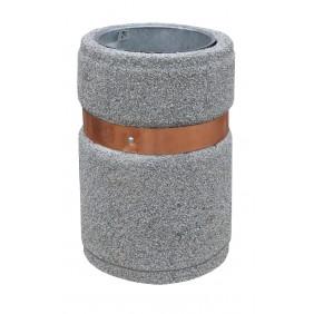 Kosz betonowy kod: 133