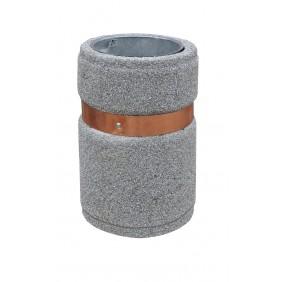 Kosz betonowy kod: 132