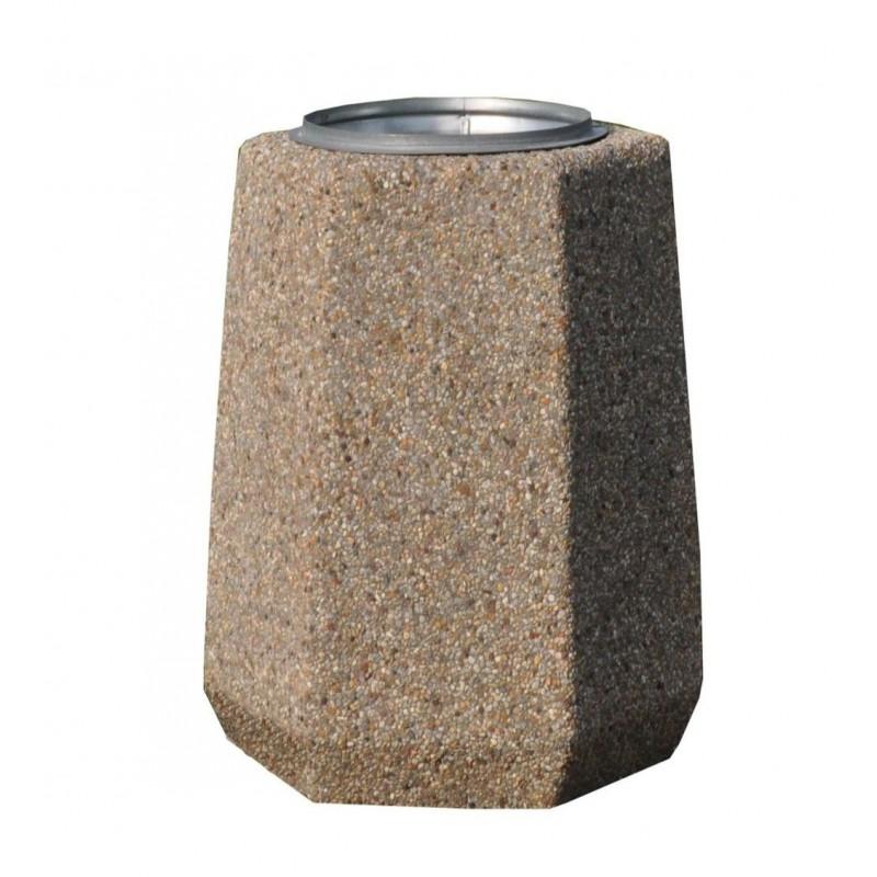 Kosz betonowy kod: 102