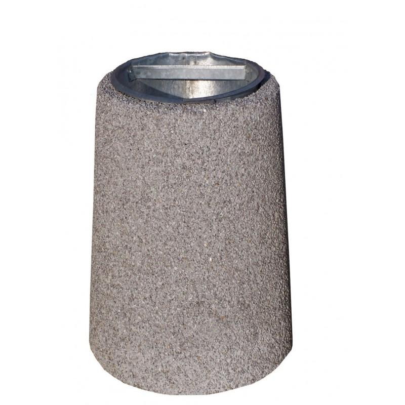 Kosz betonowy kod: 117
