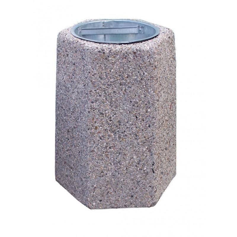 Kosz betonowy kod: 103