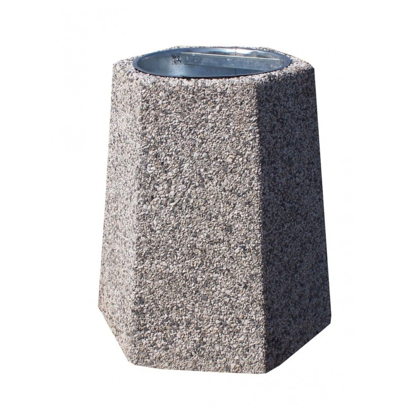 Kosz betonowy kod: 104