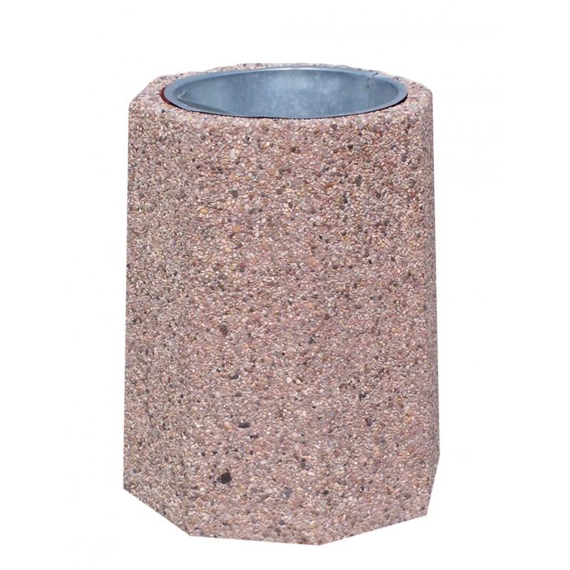 Kosz betonowy kod: 107