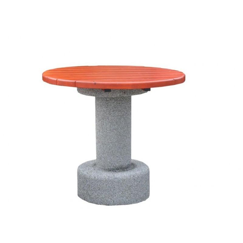 Betonowy stół parkingowy kod: 516