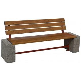 Ławka betonowa kod: 408