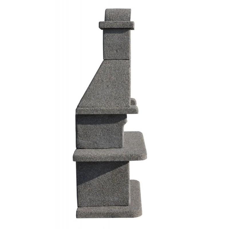 Grill ogrodowy betonowy tradycyjny