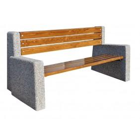 Ławka betonowa kod: 415