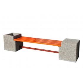 Ławka betonowa kod: 425