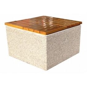 Ławka betonowa kod: 431