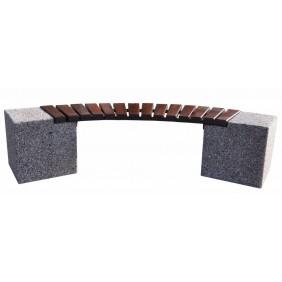 Ławka betonowa kod: 430