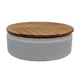 Ławka betonowa kod: 441