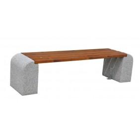 Ławka betonowa kod: 449