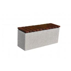 Ławka betonowa kod: 451