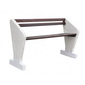 Ławka betonowa kod: 454