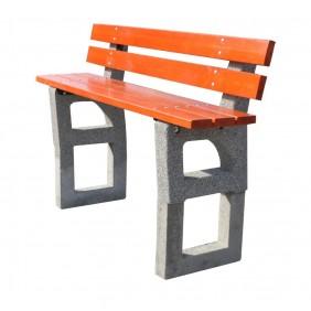Ławka betonowa kod: 443B