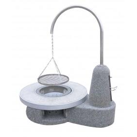 Grill betonowy kod: 701