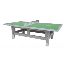 Betonowy stół do gry w tenisa kod: 502 malowany