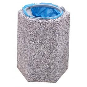Kosz betonowy kod: 105