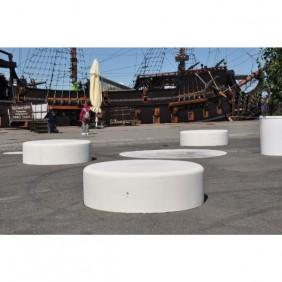 Ławka betonowa kod: 470