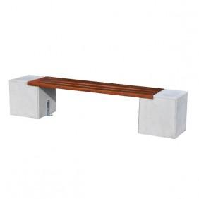 Ławka betonowa kod: 418A