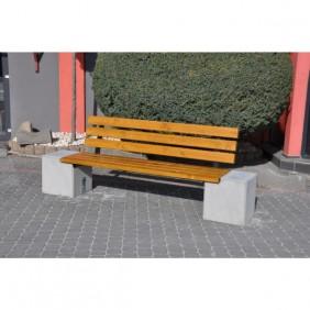 Ławka betonowa kod: 429A