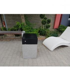 Kosz betonowy kod: 155