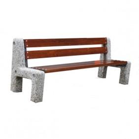 Ławka betonowa kod: 462