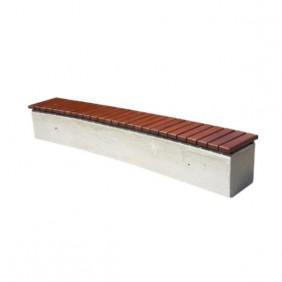 Ławka betonowa kod: 464