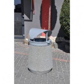 Kosz betonowy kod: 158
