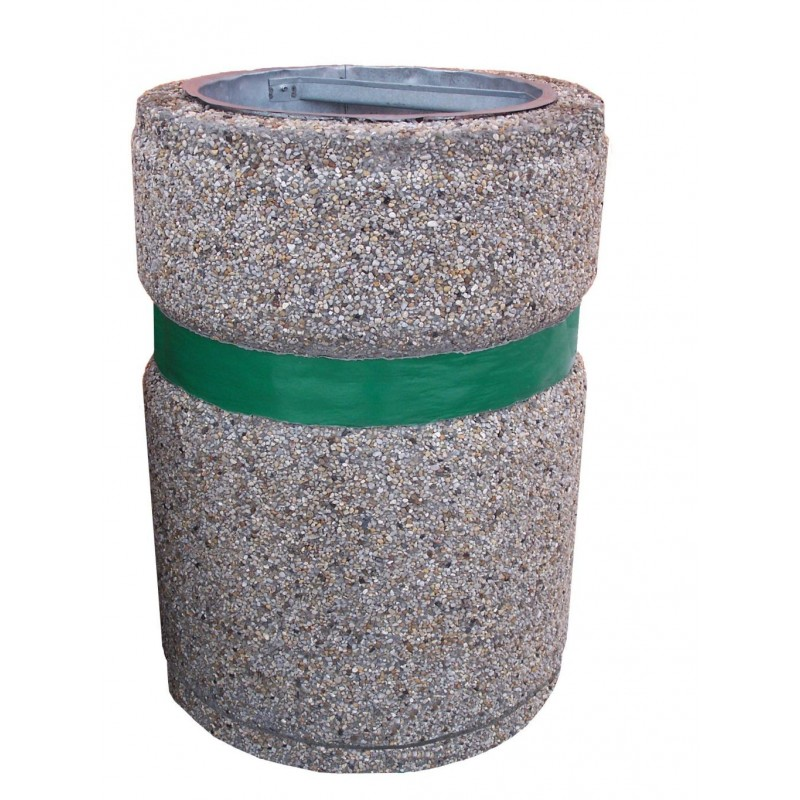Kosz betonowy kod: 113