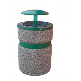 Kosz betonowy kod: 116