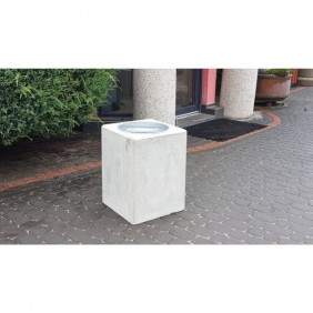 Kosz betonowy kod: 160