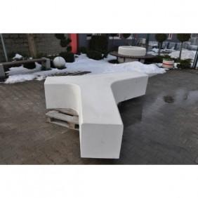 Ławka betonowa kod: 477