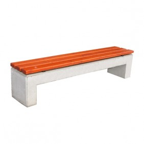 Ławka betonowa kod: 465C