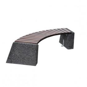 Ławka betonowa kod: 469