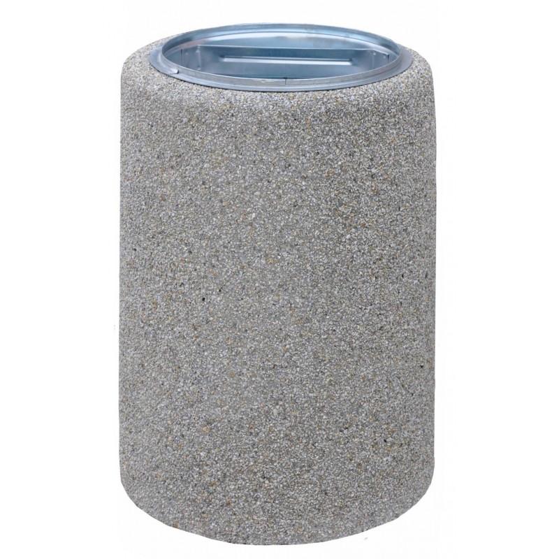 Kosz betonowy kod: 119