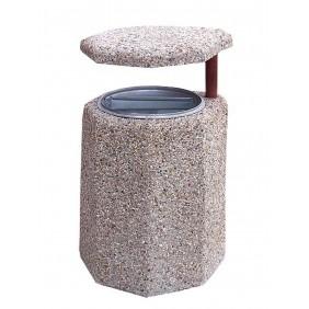 Kosz betonowy kod: 121