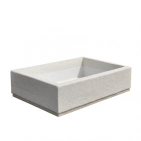 Donica betonowa prostokątna 120x90x35 kod: 247
