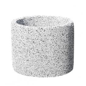 Donica betonowa okrągła Ø 50 wys. 40 kod: 201A