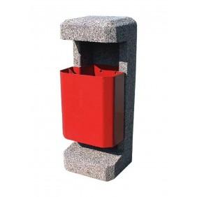 """Kosz betonowy """"Pingwin""""kod: 125"""