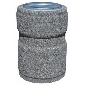 Kosz betonowy kod: 131