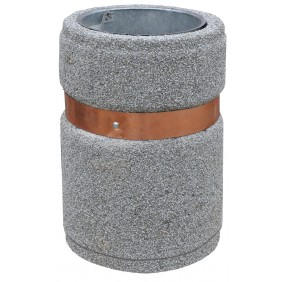 Kosz betonowy kod: 134