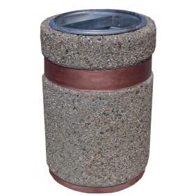 Kosz betonowy kod: 145