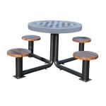 Metalowe stoły do gier